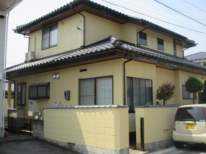長野市浅川外壁塗装リフォーム工事