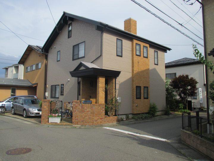 長野市 外壁屋根塗装工事