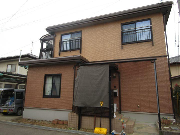 長野市I様 屋根・外壁塗装工事