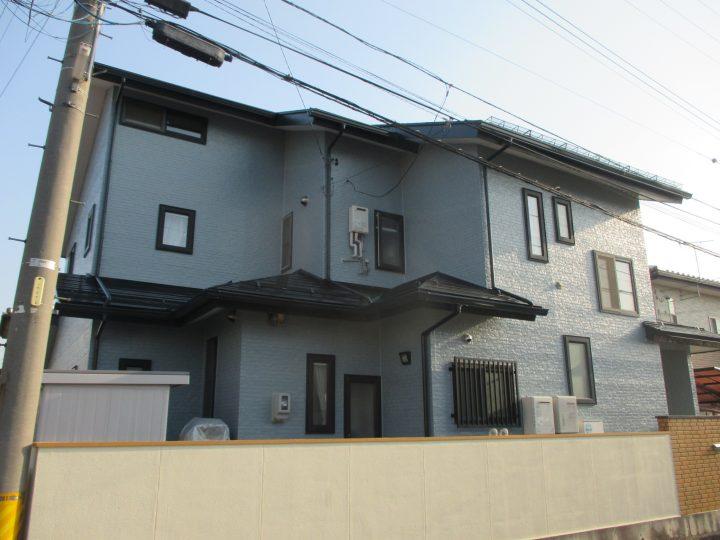 長野市F様 外壁・屋根塗装工事
