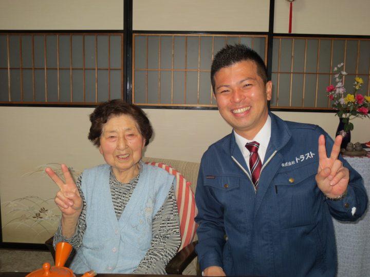 長野市O様よりお客様の声をいただきました。