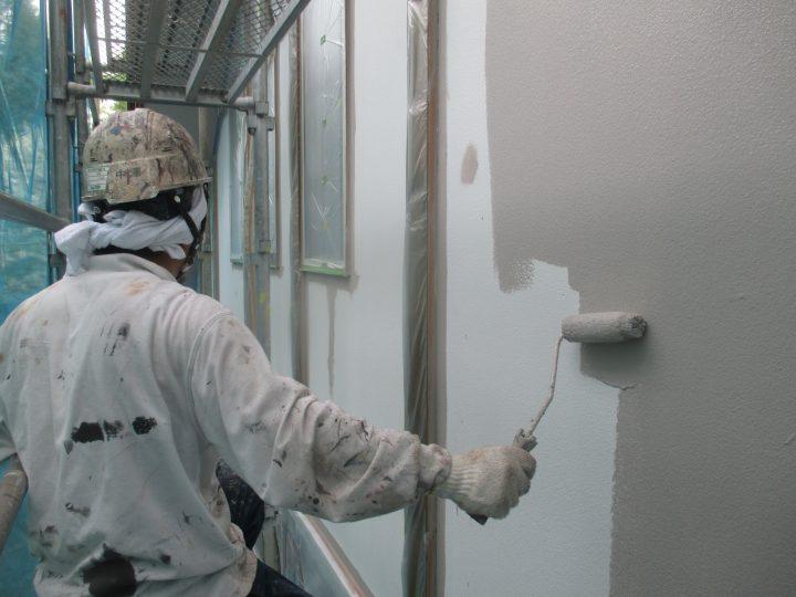 サイディング塗装