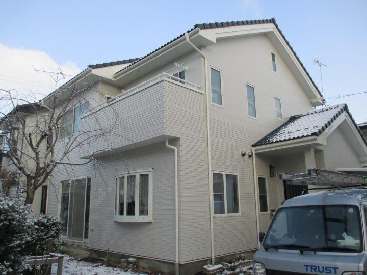 長野市K様 外壁塗り替え工事
