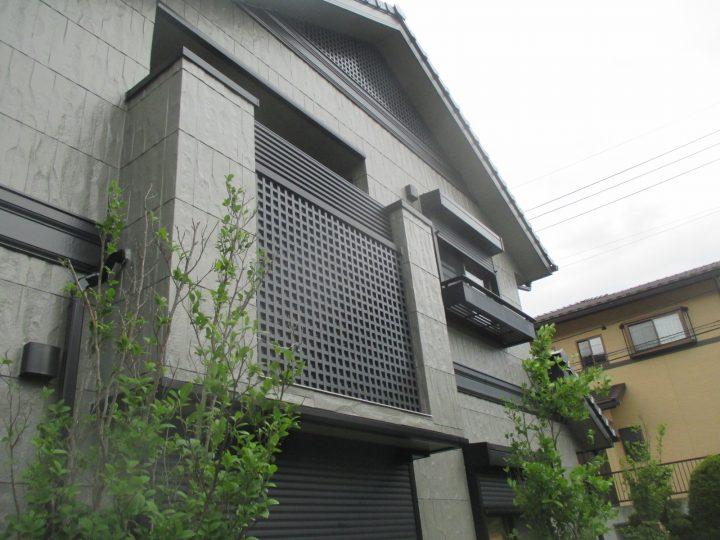 長野市上松外壁塗替えリフォーム工事