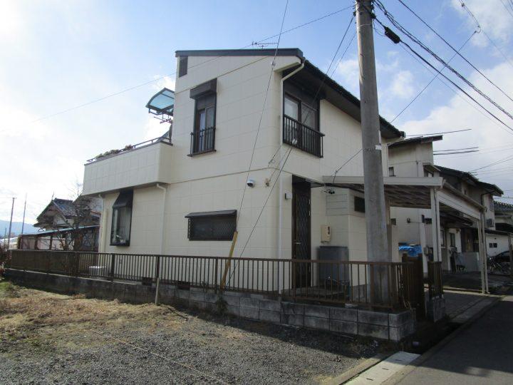 長野市Y様 屋根葺き替え・外壁塗装工事