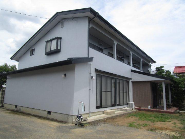 長野市M様 外壁塗装工事