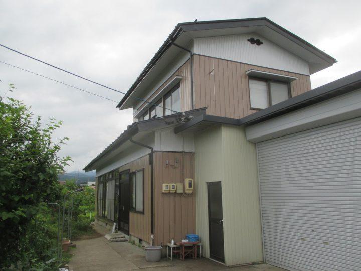 信濃町N様 外壁塗装工事