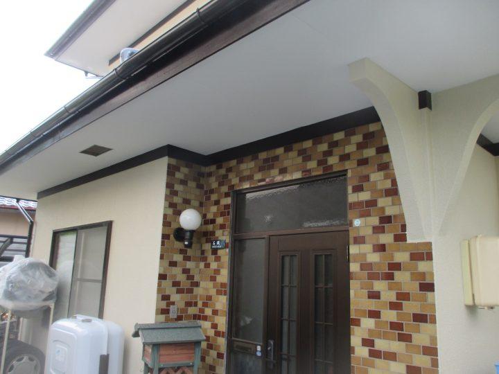 長野市川中島外壁塗装工事