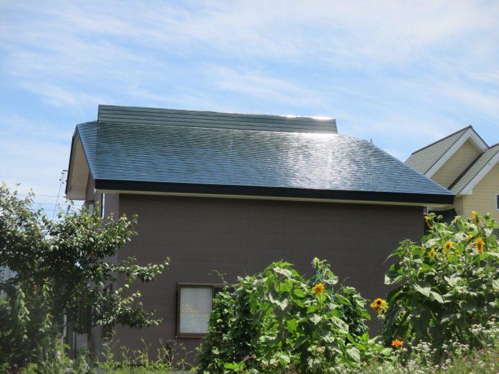 信濃町屋根塗り替えリフォーム