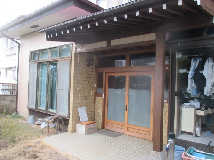中野市T様 外壁・屋根塗装工事