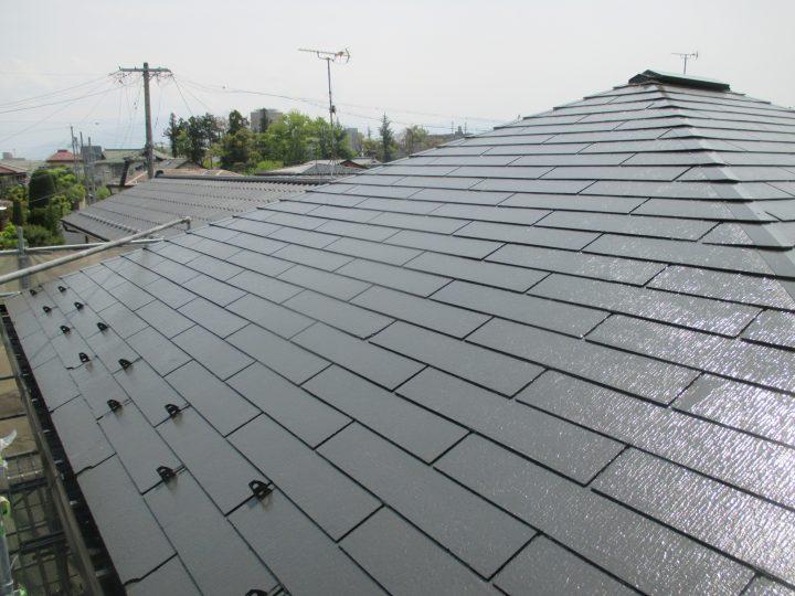 長野市妻科ダイワハウス屋根塗装工事
