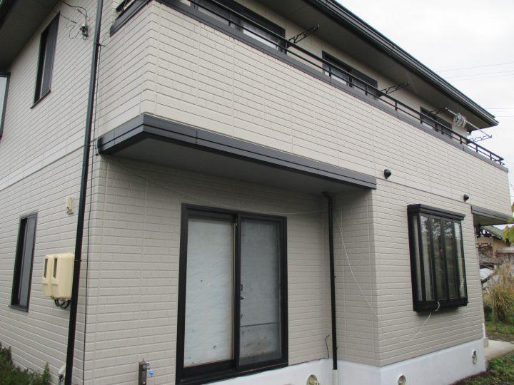 中野市ダイワハウス塗り替え工事