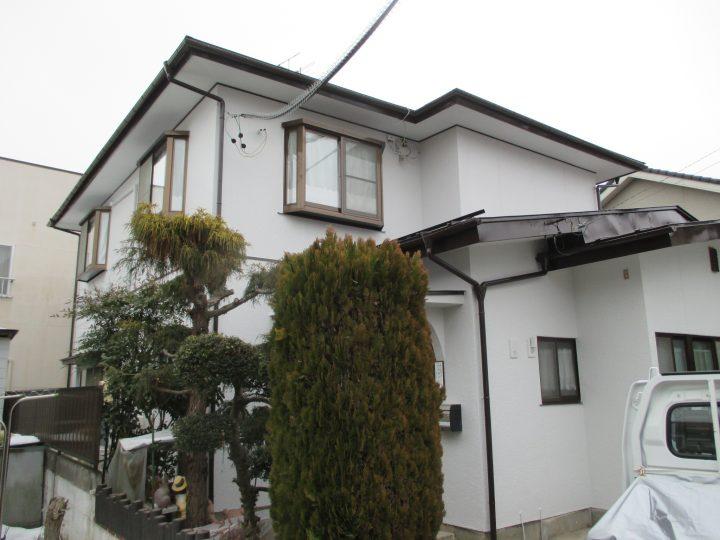 長野市川中島外壁塗替えリフォーム