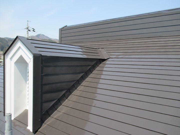 長野市豊野屋根塗替え工事
