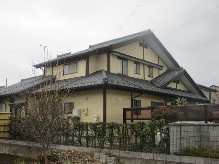 長野市K様 外壁・木部塗装工事