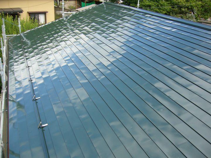 長野市松代屋根塗り替え工事