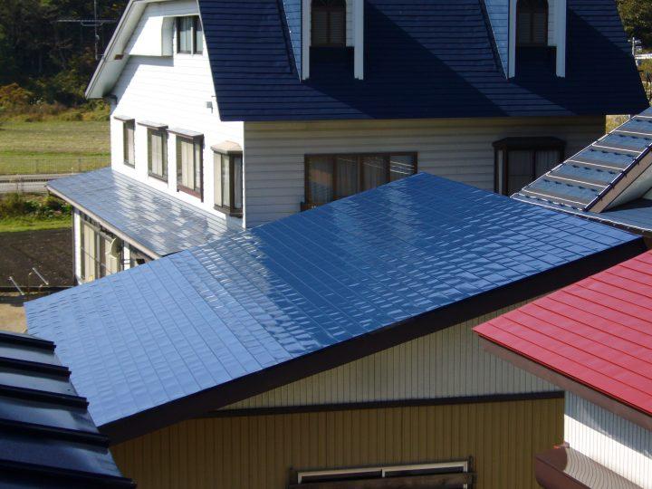 信濃町屋根塗装リフォーム