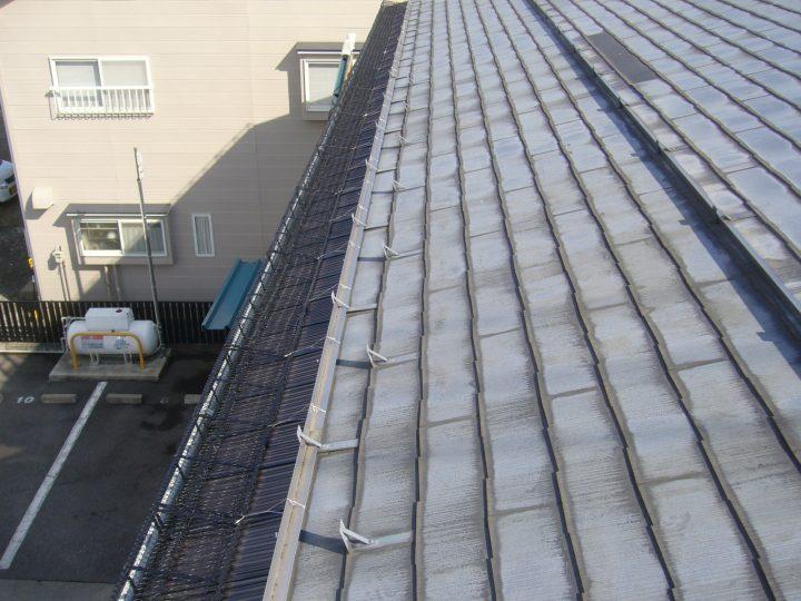 長野市落雪防止工事
