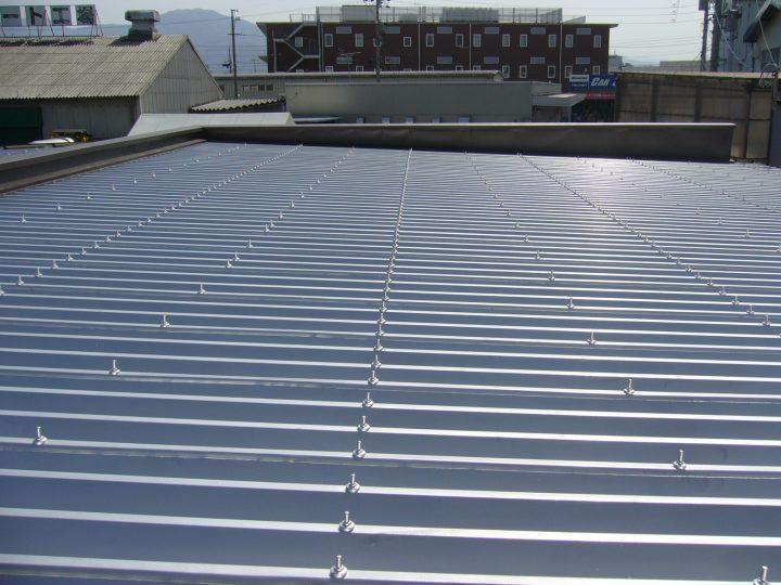 長野市法人様屋根塗装工事