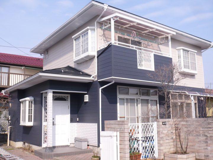 長野市外壁塗り替えリフォーム工事