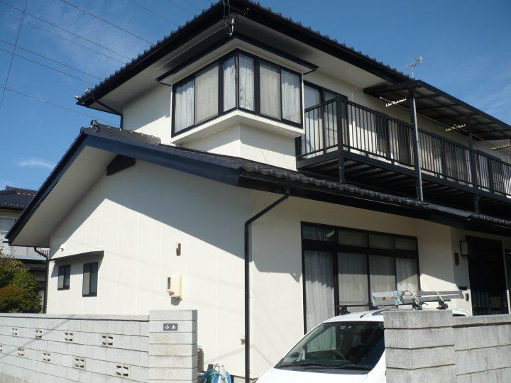 長野市外壁塗り替えリフォーム