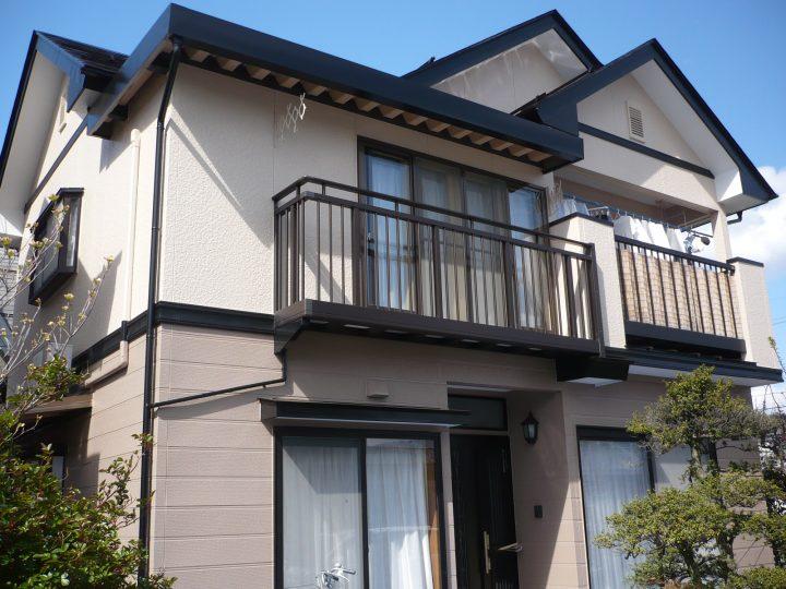 長野市外装(窯業サイディング・トタン屋根)塗り替え工事