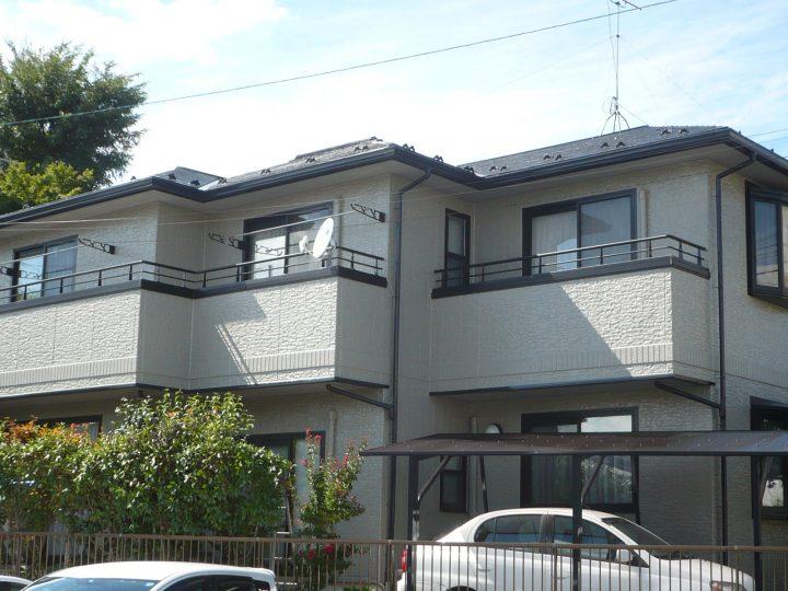 長野市ダイワハウス外装塗り替え工事