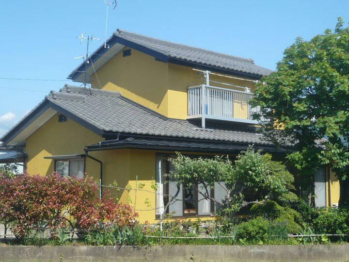 長野市 外壁塗り替えリフォーム