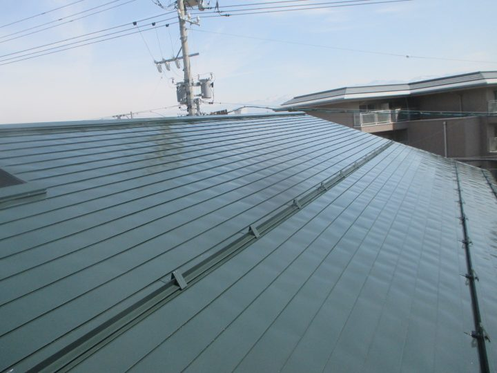 長野市O様 屋根塗装工事