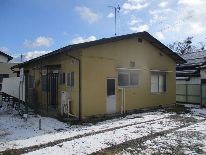 長野市 賃貸物件 外壁・屋根塗装工事