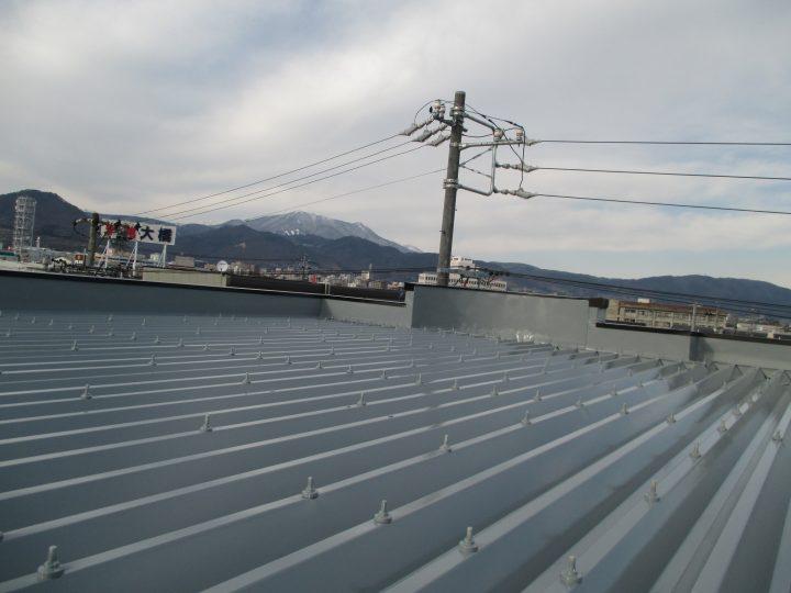 長野市H様 屋根塗装工事