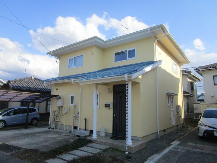長野市N様 外壁・屋根塗装工事