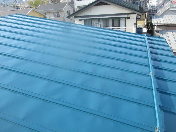 長野市A様 屋根塗装工事