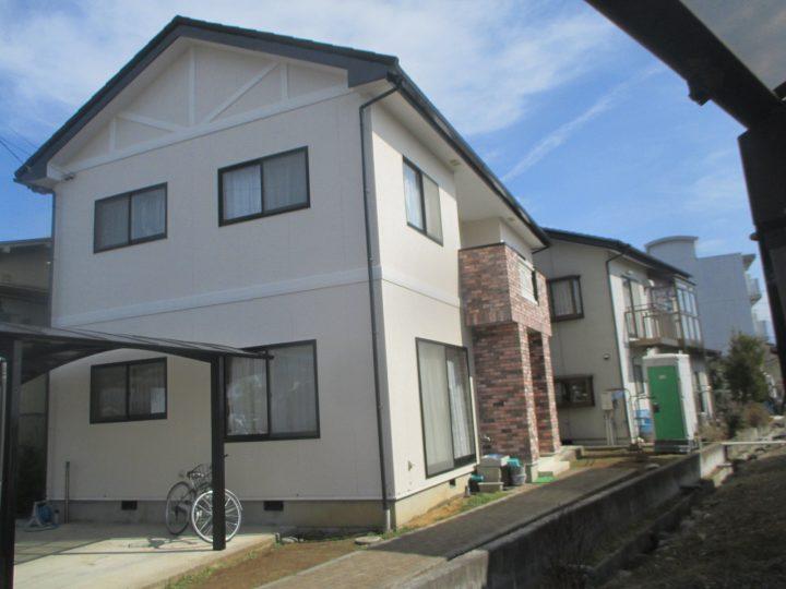 上田市Y様 外壁・屋根塗装工事