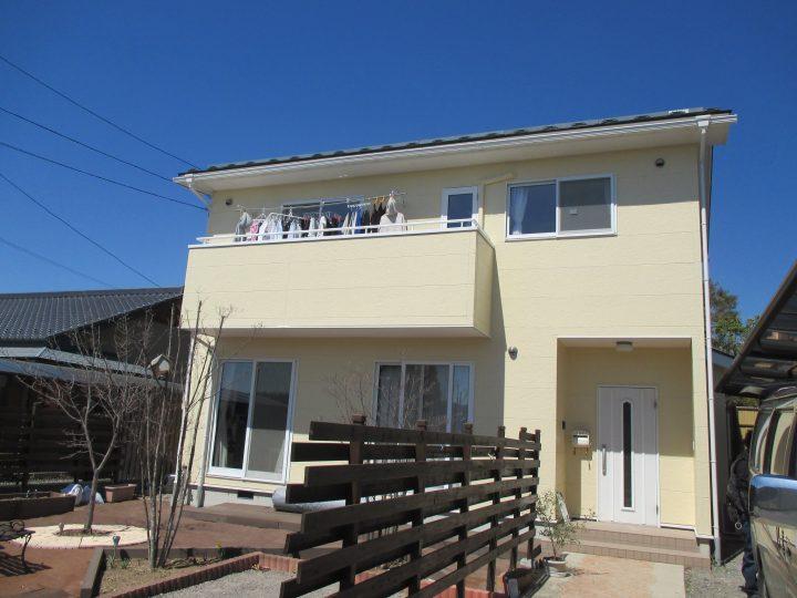 東御市Y様 外壁・屋根塗装工事