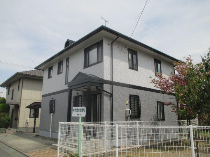長野市M様 【ダイワハウス】外壁・屋根塗装工事