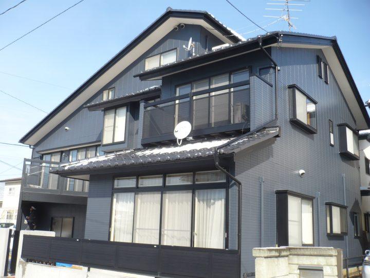 長野市Y様 外壁塗装工事