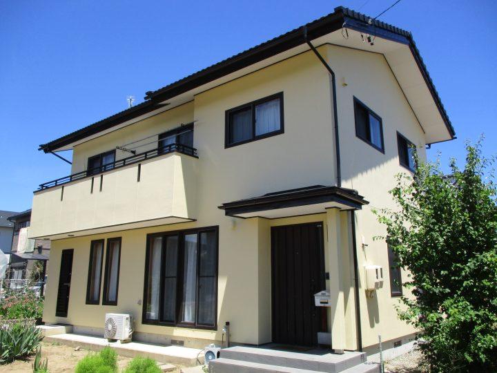 長野市H様 外壁・屋根塗装工事
