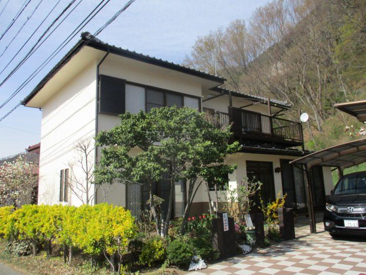 坂城町M様 屋根・外壁塗装工事