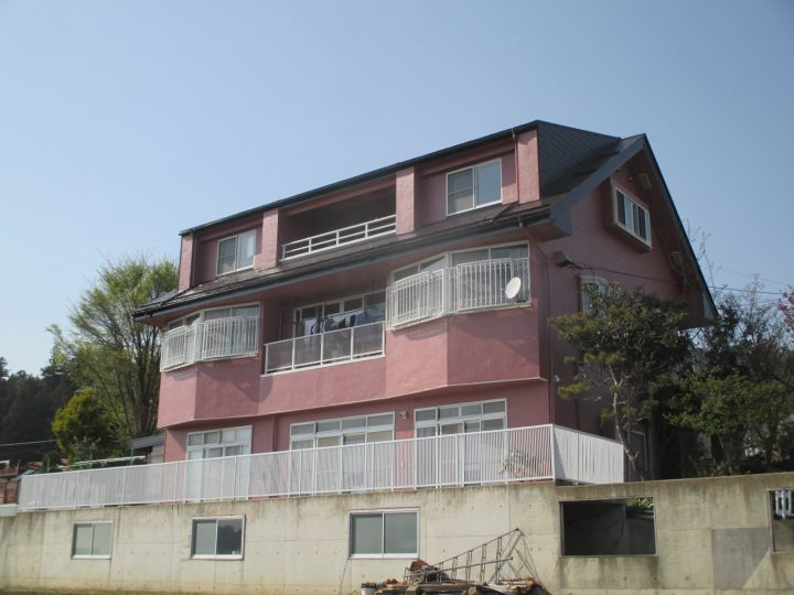 長野市C様 外壁・屋根塗装工事