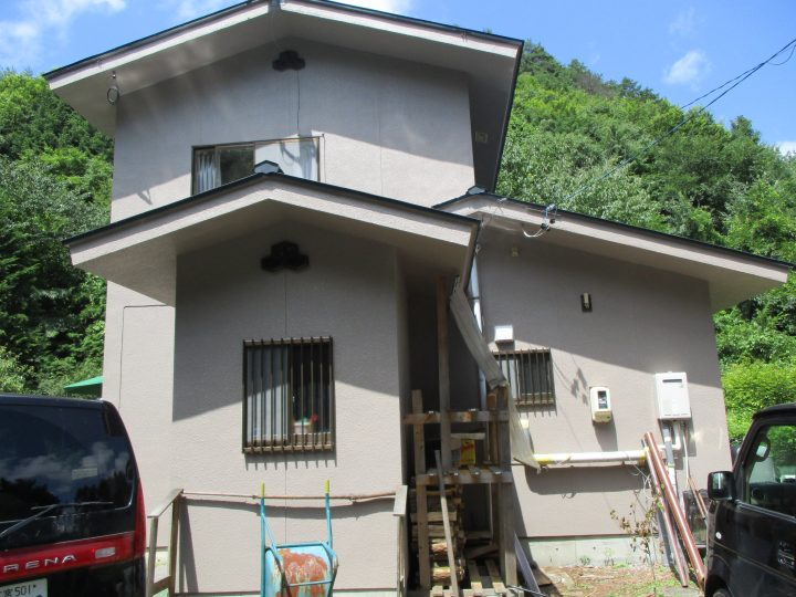 佐久市T様 外壁・屋根塗装工事