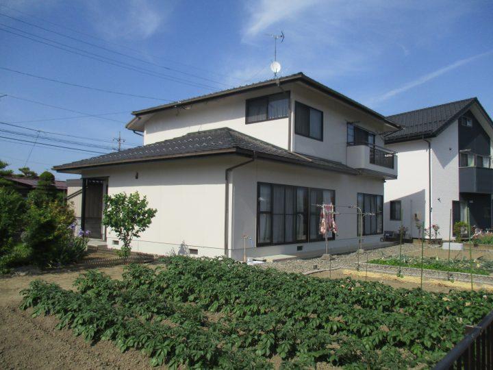 長野市T様 外壁・屋根塗装工事