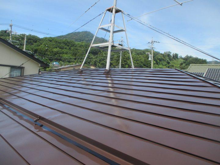 長野市M様 屋根塗装工事