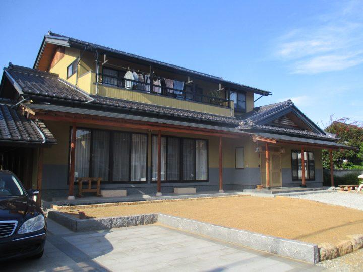 長野市A様 外壁塗装工事
