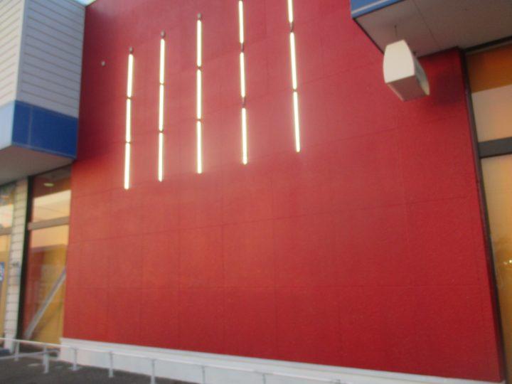 佐久市 法人様 外壁塗装工事