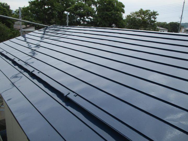 信濃町M様 外壁・屋根塗装工事