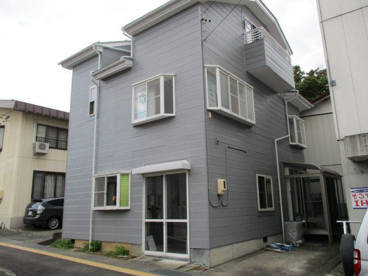 中野市M様 外壁・屋根塗装工事