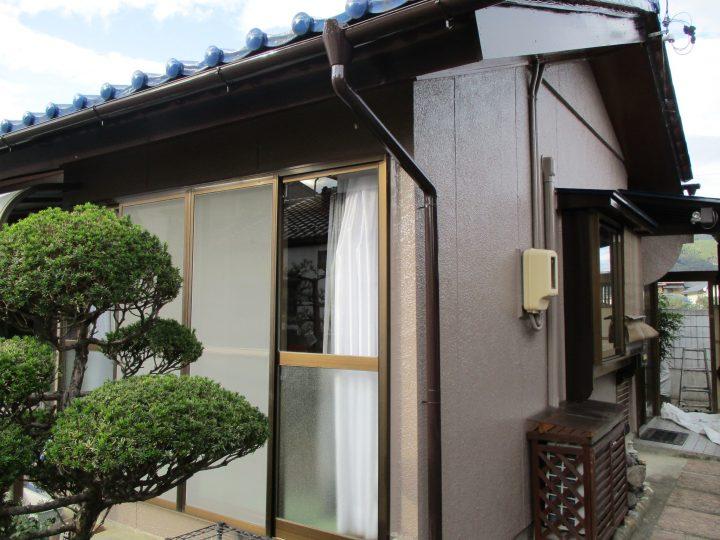 長野市I様 外壁塗装工事