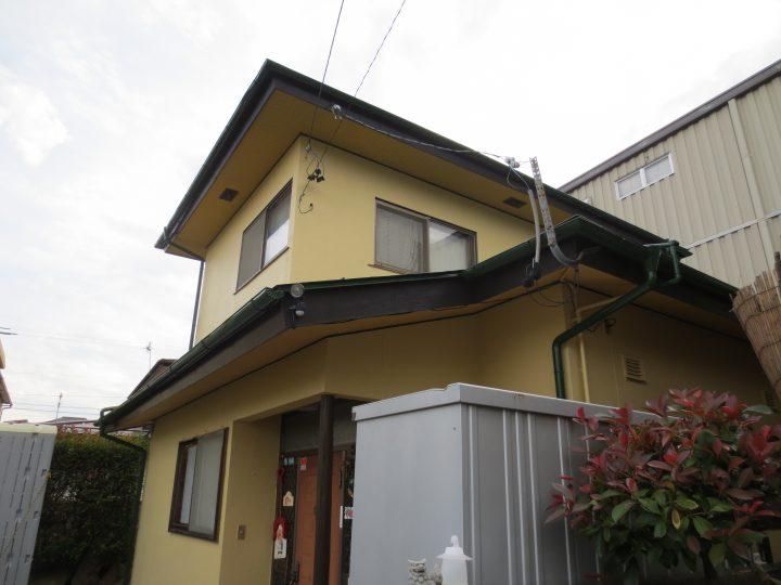 長野市W様 外壁・屋根塗装工事