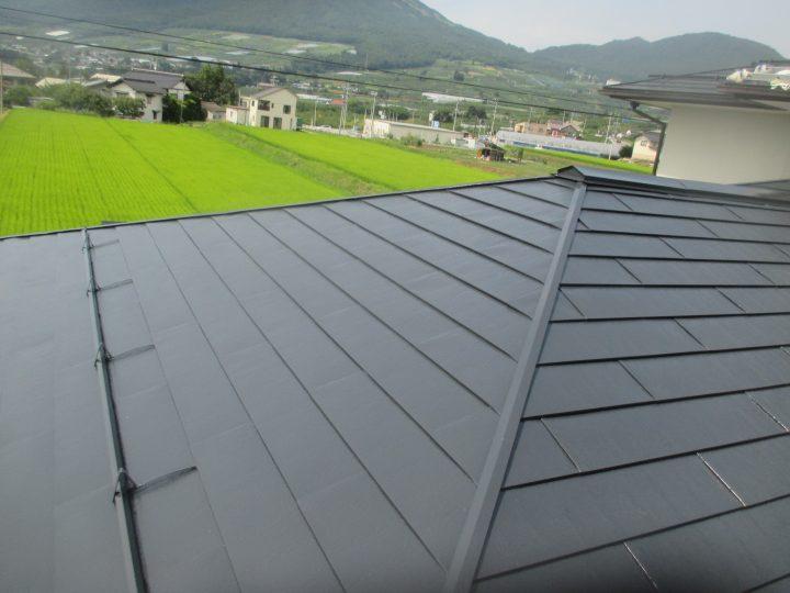 山ノ内町W様 【セキスイハウス】屋根塗装工事